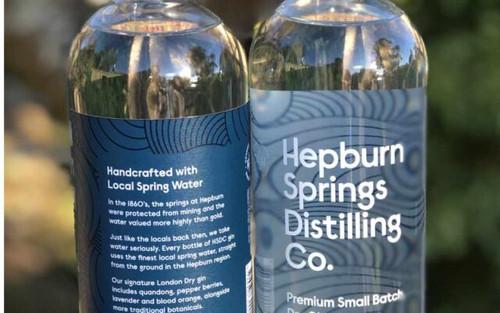 Hepburn Springs Distilling Co. Dry Gin