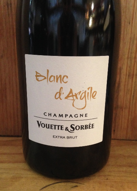 NV Vouette & Sorbee 'Blanc D'Argile' Champagne R11