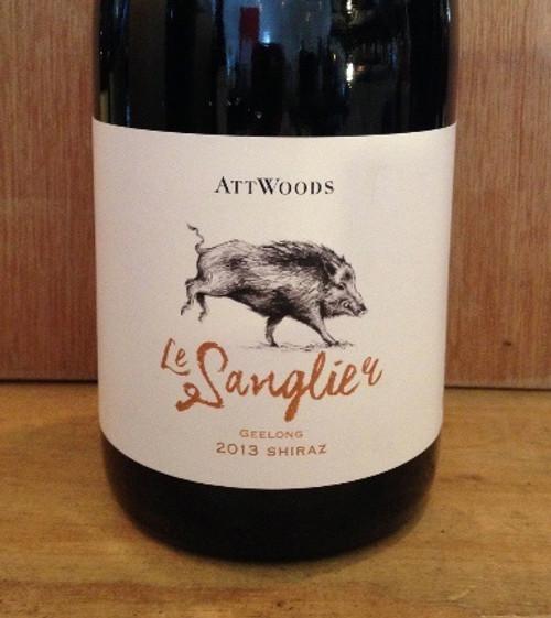2014 Attwoods 'Le Sanglier' Shiraz