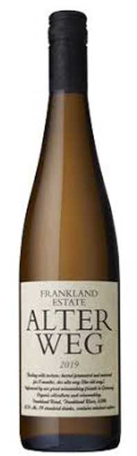 Frankland Estate Alter Weg