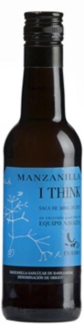 Equipo Navazos I Think Manzanilla