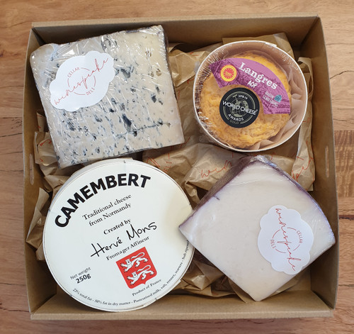 International Cheese Box