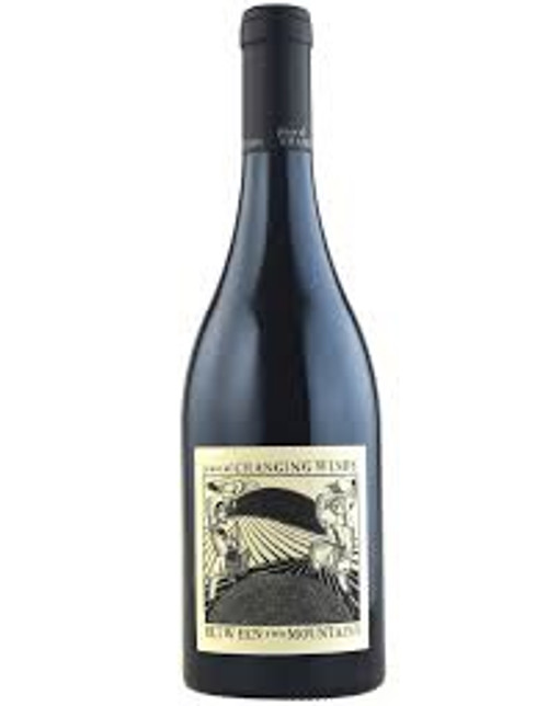 Place of Changing Winds Between Two Mountains Pinot Noir