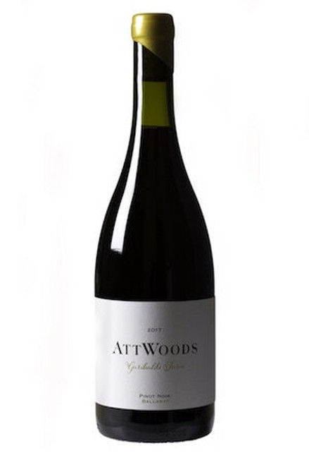 Attwoods Two Barrels Chardonnay