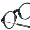Clic Brooklyn Oval Reading Glasses in Grey