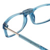 Clic Blue Jeans Reading Glasses with Blue Light Filter & A/R Lenses