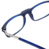 Clic Frosted Blue XXL Reading Glasses