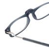 Clic XL Matte Grey Reading Glasses