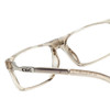 Clic Executive XL Smoke Reading Glasses with Blue Light Filter & A/R Lenses