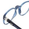 Clic Pantos Blue Jean Tube Progressive Glasses
