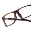 Clic Executive Tortoise Reading Glasses with Progressive Blue Light Filter Lenses