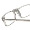 Clic Smoke Long Reading Glasses with Blue Light Filter & A/R Lenses