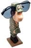 Hunter Peeper Eyeglass Holder Stand