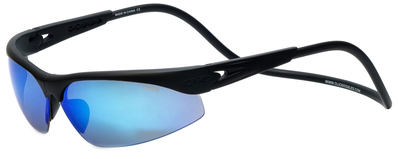 a8d6371aca Clic Sunglass II Black Sunglasses - Clic Magnetic Glasses
