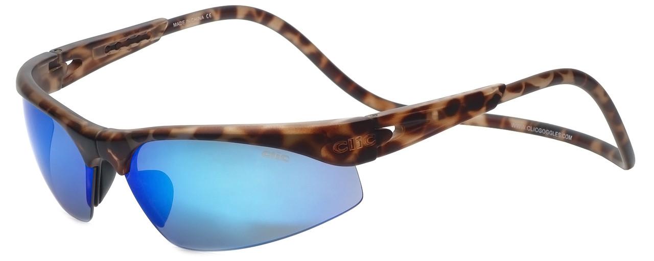 a1f07aeb8c Clic Sunglass II Tortoise Sunglasses - Clic Magnetic Glasses
