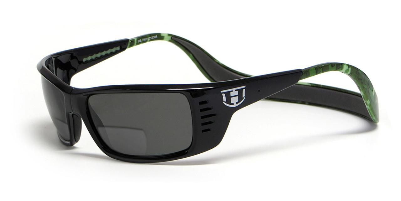 53fc3e045b1bd Hoven Eyewear Meal Ticket Polarized Bi-Focal Reading Sunglasses ...