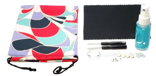 Clic Magnetic Glasses Maintenance Kit, Multicolored Case