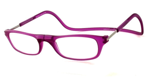 Clic Lavender Reading Glasses with Blue Light Filter & A/R Lenses