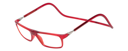 Clic Executive Red Reading Glasses