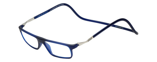 Clic Executive XL Frosted Blue Bi-Focal