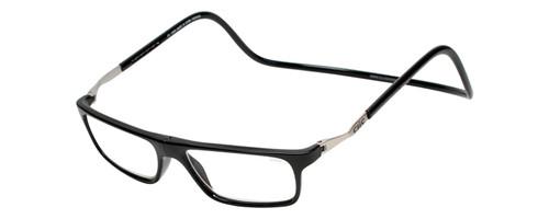 Clic Executive XL Black Reading Glasses