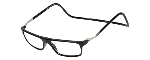 Clic Executive XL Black Progressive Glasses