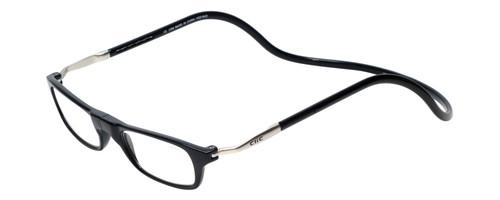 """Clic Black Reading Glasses """"Long"""""""