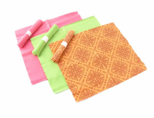 3 pack of Lens Cleaning Cloths