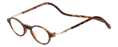 Clic Classic Tortoise Reading Glasses