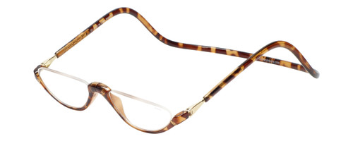 Clic Sonoma Tortoise Reading Glasses
