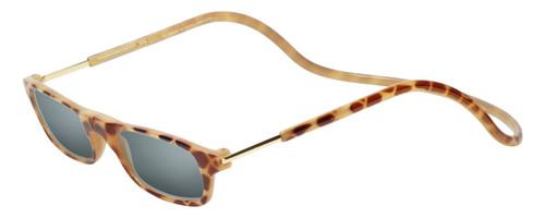 Clic SunReading Horn Reading Glasses