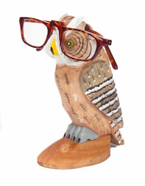 Owl Peeper Eyeglass Holder Stand