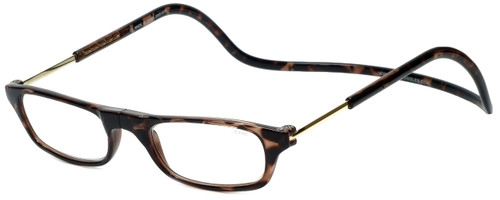 307c4d2df28 Clic Tortoise Reading Glasses