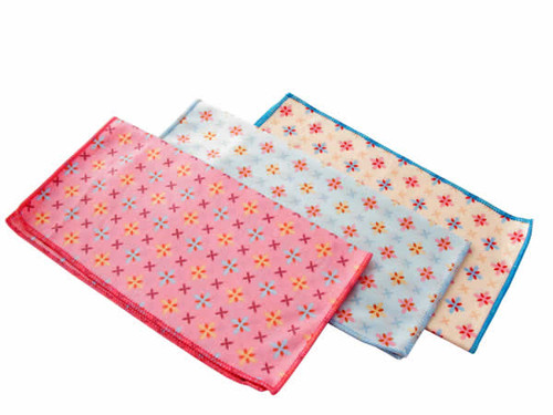 Star Print High Quality Cleaning Cloth