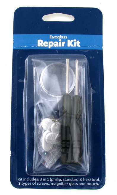 3-in-1 Eyeglass Maintenance Tool