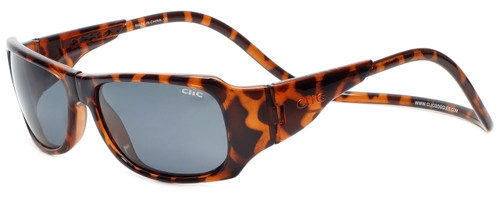 Clic Monarch Tortoise Sunglasses