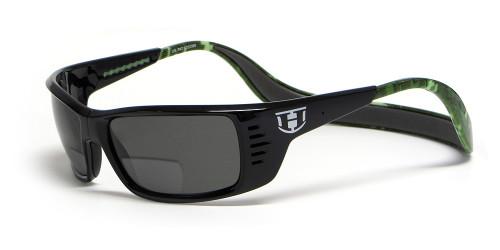 Black & Green Camo (172-0186)