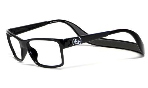 Hoven Eyewear MONIX in Black :: Progressive