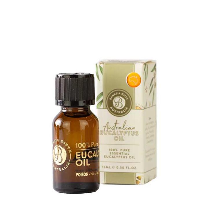 Eucalyptus Oil- 15ml bottle