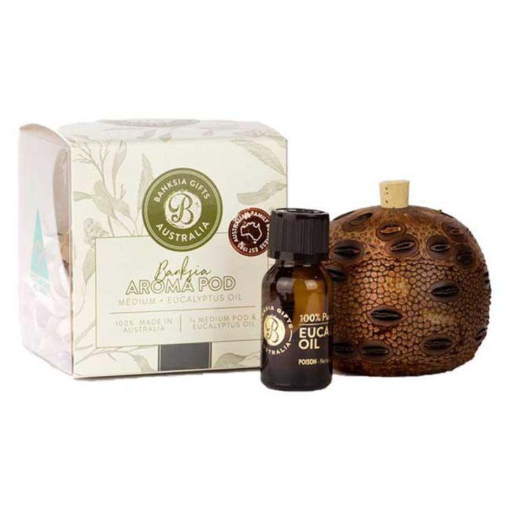 Banksia Aroma Pod Gift Box