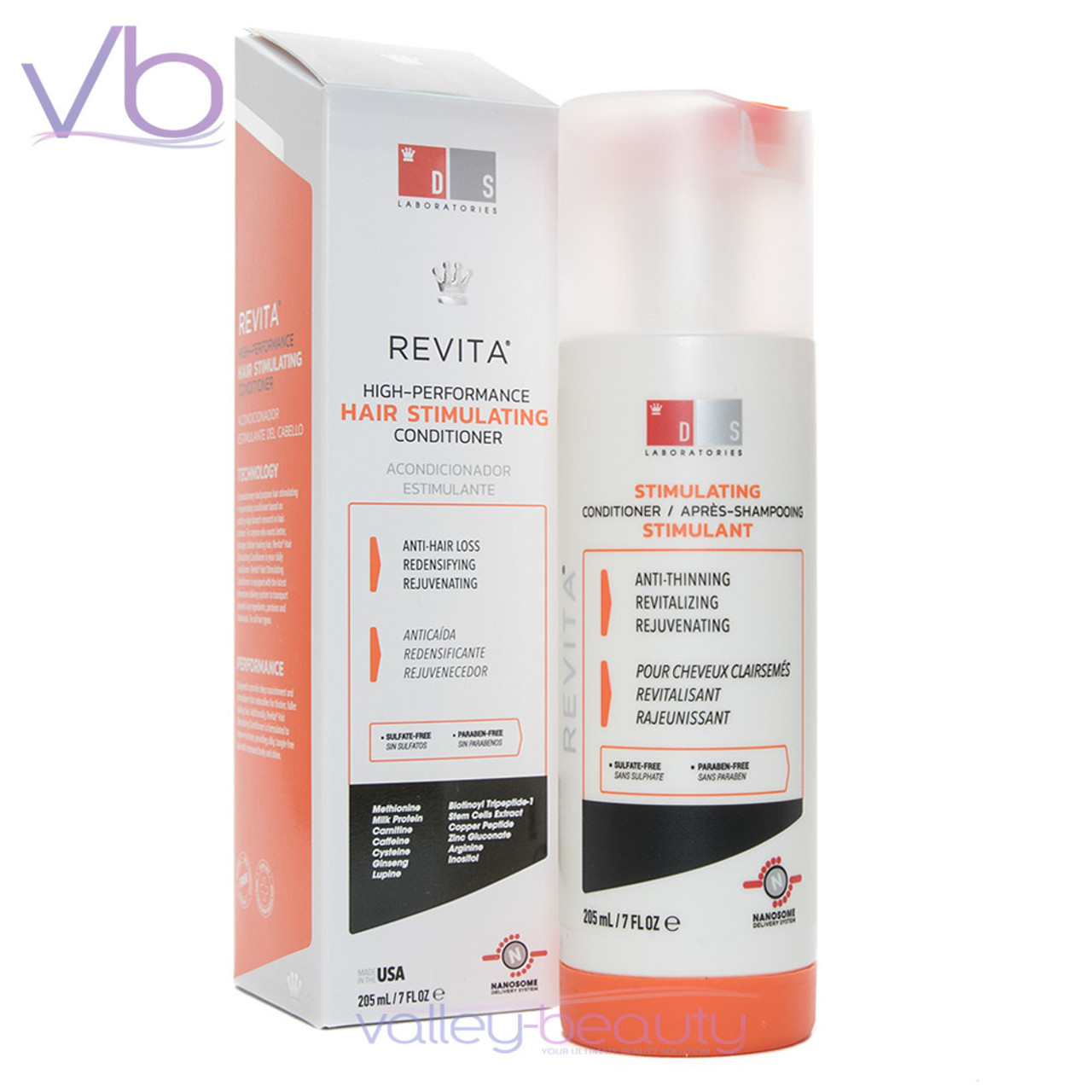 ds laboratories revita shampoo 925 ml