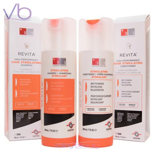 DS Laboratories Revita Hair Growth Stimulating Shampoo and Conditioner