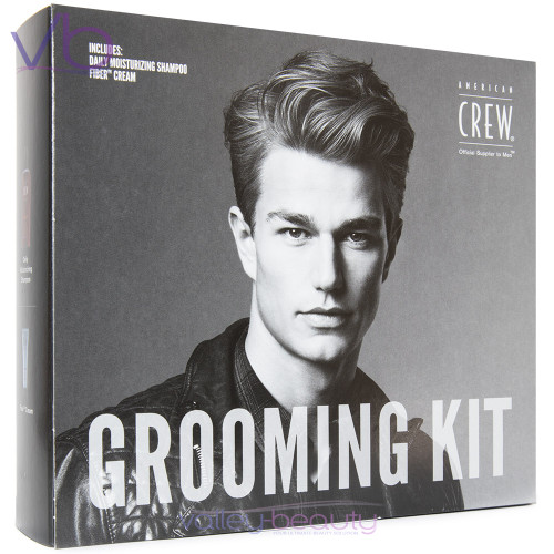American Crew Grooming Kit, Fathers Day Essential Duo
