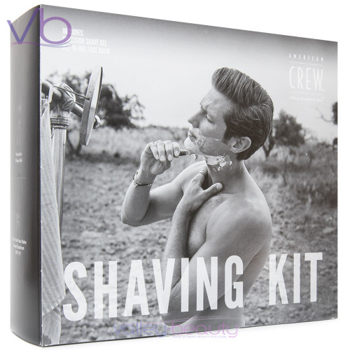American Crew Shaving Kit, Fathers Day Essential Duo