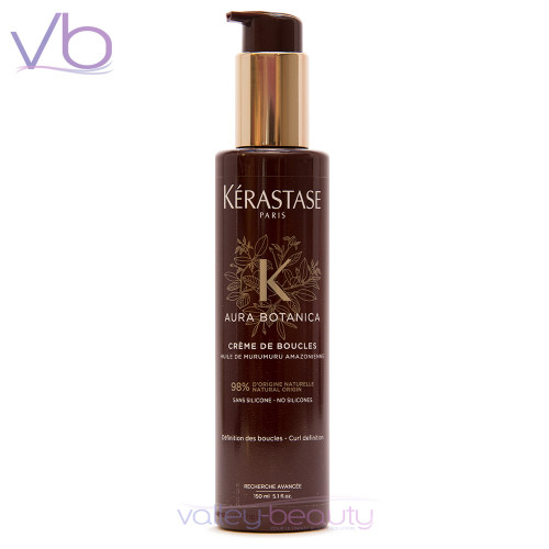 Kerastase Aura Botanica Creme De Boucles - Curl Definition, Healthy Glow and Texture