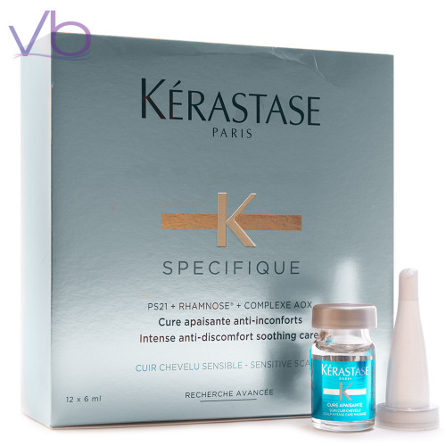 Kerastase Specifique Cure Apaisante Anti-Discomfort Soothing Care