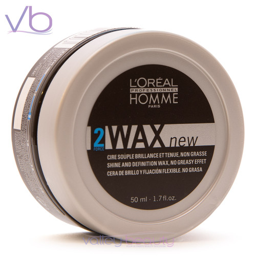 L'Oréal Homme Wax | Shine and Definition