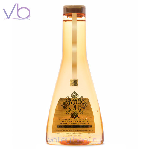 L'Oréal Mythic Oil Shampoo For Fine Hair | Nourishment and Vitality