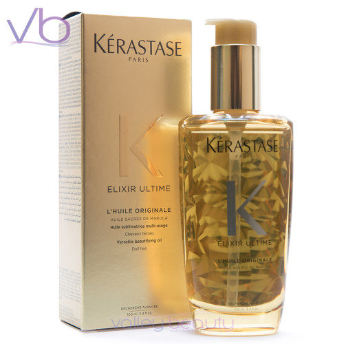Kerastase Elixir Ultime L'Huile Originale | Versatile Beautifying Original Oil