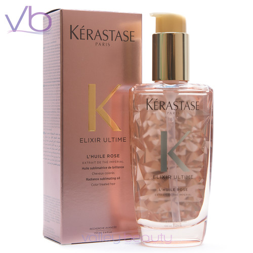 Kerastase Elixir Ultime L'Huile Rose | Radiance Sublimating Imperial Oil